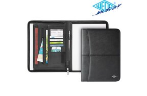 WRITING CASE ACCENTO WEDO A4 WITH ZIP